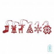 vilten kerstboomhangers bedrukken, bedrukte kerstboomhanger met logo, goedkope kerstgeschenken bedrukken, kerstboomhangers bedrukt