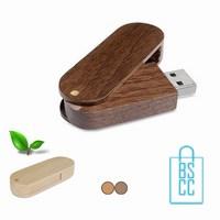 USB stick hout bedrukken, USB-stick bedrukt, USB-stick goedkoop, bedrukte USB-stick