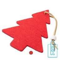 Kerstboomversiering kerstboom bedrukken, relatiegeschenken bedrukken, kerstgeschenk bedrukt