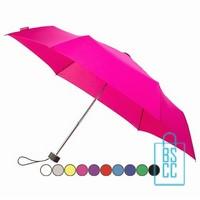 Opvouwbare paraplu bedrukken, LGF-214, kleine paraplu bedrukken, bedrukte opvouwbare paraplu, goedkope paraplu