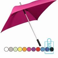 Paraplu bedrukken, LFG-44, GP-44, vierkante paraplu bedrukken, vierkante paraplu bedrukt, vierkante paraplu met logo,goedkope vierkante paraplu