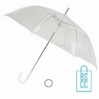 transparante paraplu bedrukken, LA-20,Transparante paraplu bedrukt, doorzichtige paraplu bedrukken, doorzichtige paraplu bedrukt, transparante paraplu met logo