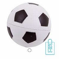 stressballen voetbal bedrukken, stressballen bedrukt, stressballen met logo