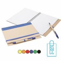Notitieblokje Pen bedrukken