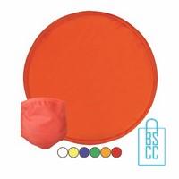 Nylon Frisbee bedrukken, frisbee bedrukt, bedrukte frisbee, frisbee met logo