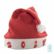 kerstmuts bedrukken, kerstmuts muziek, kerstmuts bedrukt, bedrukte kerstmuts met logo
