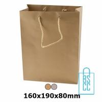 Gelamineerde tas mat bedrukken