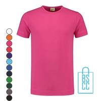 T-Shirt Heren Lang bedrukken
