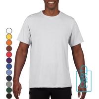 T-Shirt Heren Sport Lang bedrukken