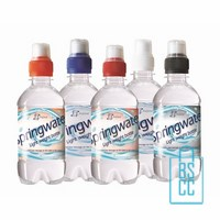 Waterflesje bedrukken 330 ml sportdop